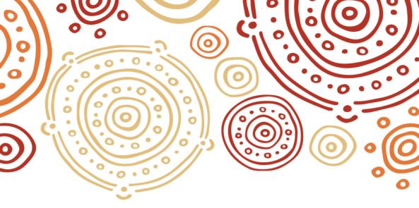 emhprac Brochure - Digital Mental Health Resources for Aboriginal and Torres Strait Islanders.