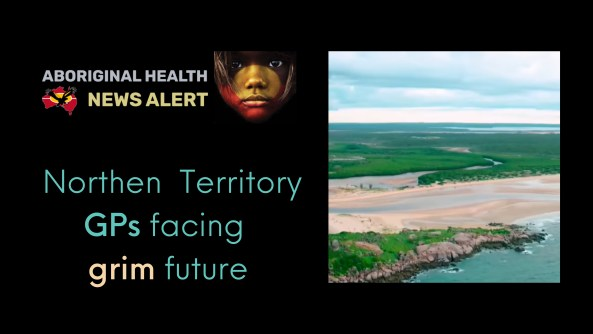 Feature tile: Tue 13.07.2021. Coastal landscape in the NT. Image credit: NTGPE and Nine News.