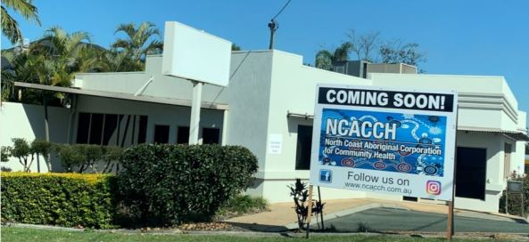 NCACCH building being fitted out for new Gympie AMS