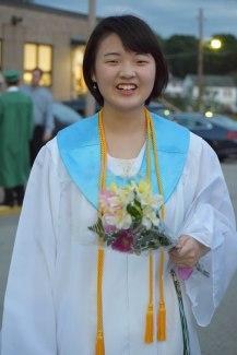 Jiyun Park Geibel Graduation 4