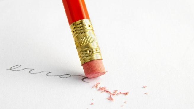 cómo aprovechar los errores en el proceso de aprendizaje