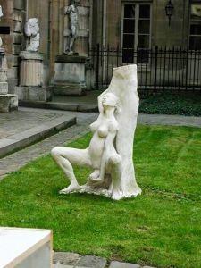 Escultura-de-parto