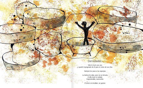 Ilustración de Laura Borrás Dalmau. Texto de Tere Puig. Edición de Editorial Amanuta