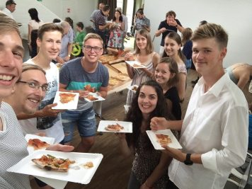 Letní bohoslužba | Společenství Církve bratrské Na Cestě Brno 2017