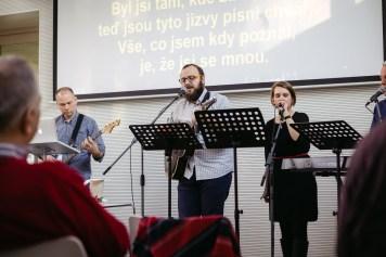 Vánoční bohoslužba - Na Cestě | Společenství CB Brno