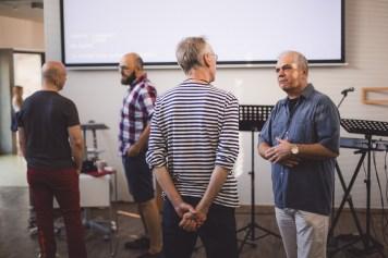 První poprázdninová bohoslužba   Společenství CB Na Cestě Brno