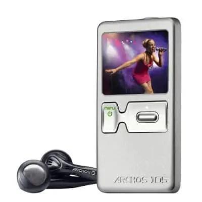 Archos 105 MP3-Player