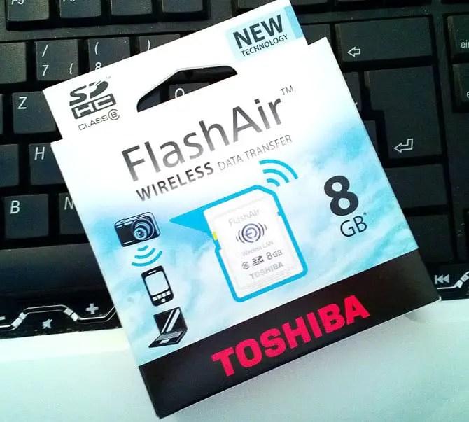 Toshiba Flash Air
