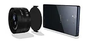 Bodyless Lens von Sony