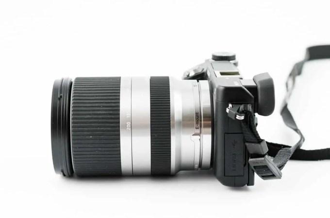 Das Tamron 18-200 an der Sony NEX-6