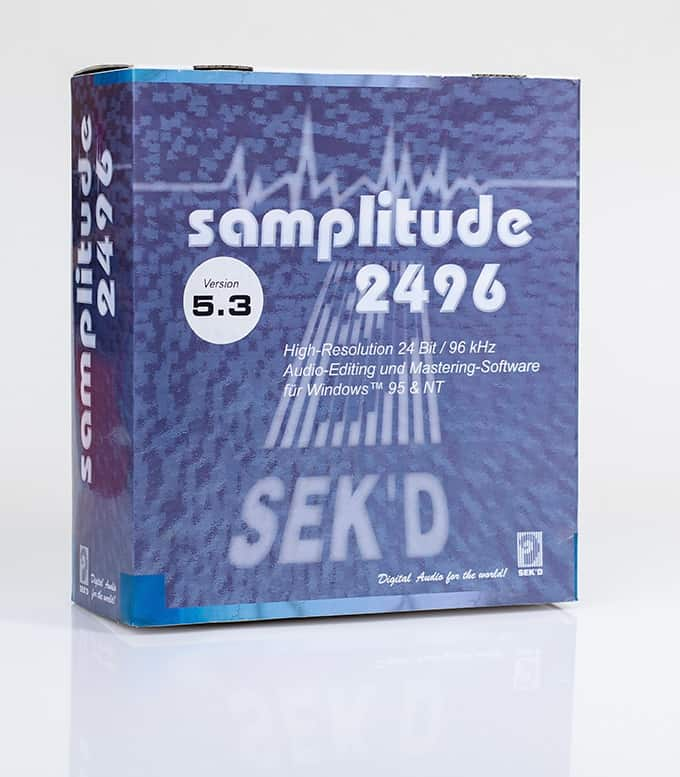 Samplitude 5.3