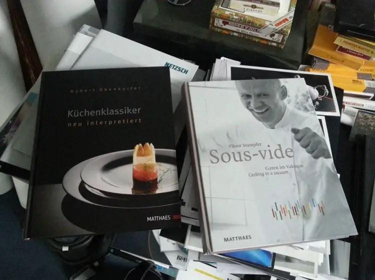 Sous-Vide Kochbücher