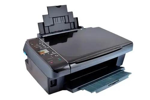 Der Tintenstrahldrucker
