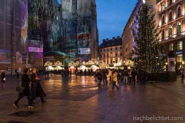 Vorweihnachtszeit in Wien