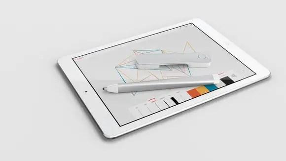 Adobe Ink und Slide