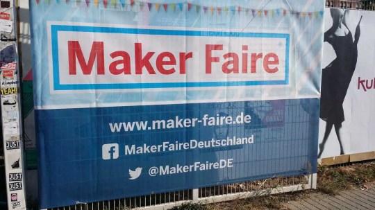 Maker Faire Berlin 2015