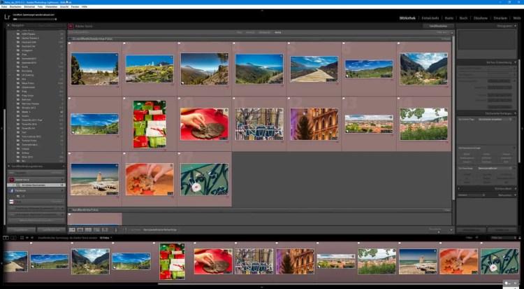 Adobe Stock Veröffentlichungsdienst in Lightroom CC2015.7