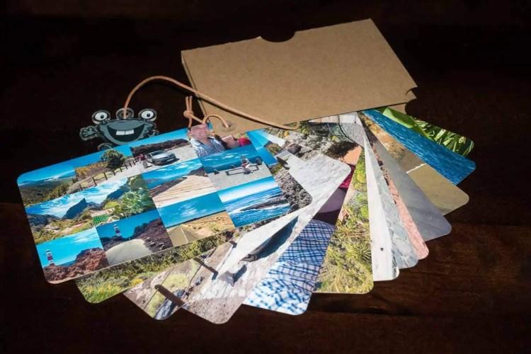 Mein Fingerbook mit Teneriffa-Fotos