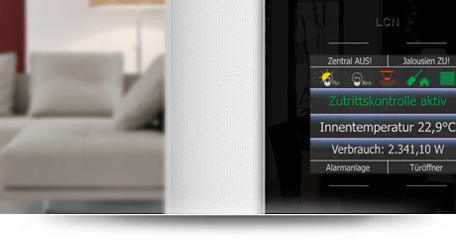 einblicke in das nachbelichtet smarthome mit lcn issendorff haussteuerung. Black Bedroom Furniture Sets. Home Design Ideas