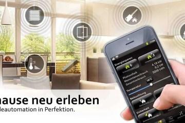 f r welche smart home und haussteuerung ich mich. Black Bedroom Furniture Sets. Home Design Ideas