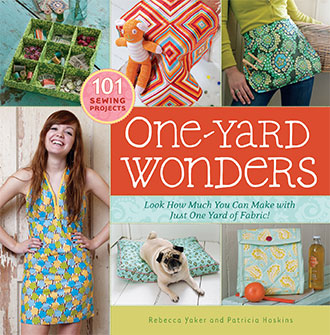 Storey Publishing One-Yard Wonders by Patricia Hoskins