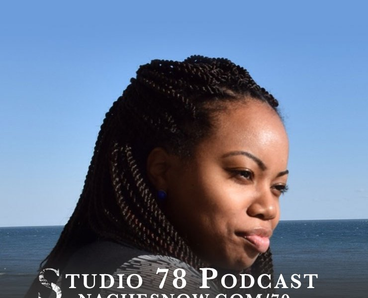 70. How Creative Entrepreneurs Can Become Diversity Suppliers for Large Companies ​ | Studio 78 Podcast nachesnow.com/70
