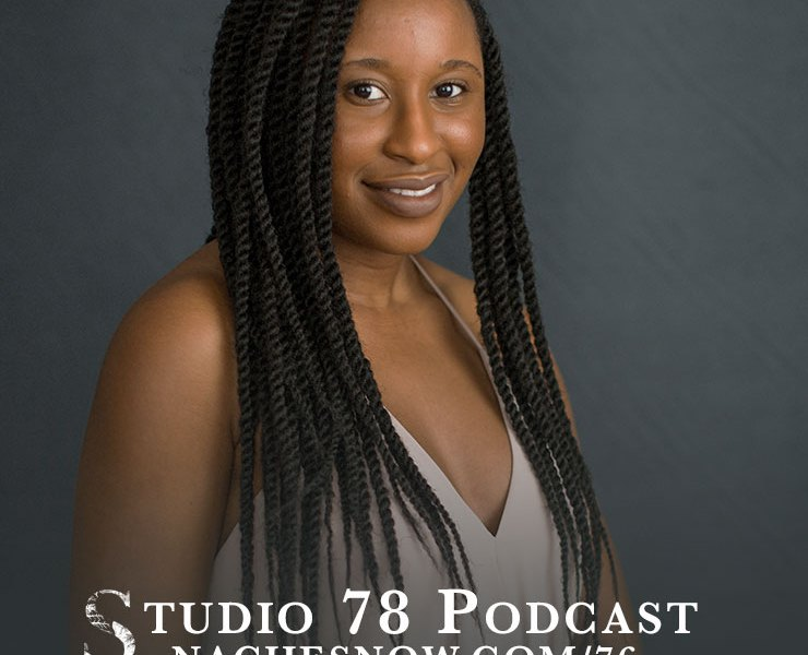 How to Start Your Own Lingerie Business | Studio 78 Podcast nachesnow.com/76