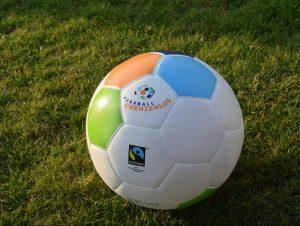 Faire Bälle nachhaltiger Sport