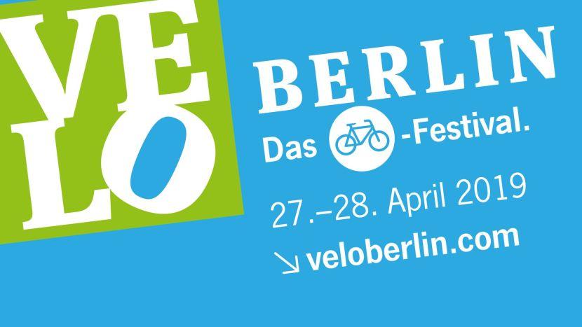 VELOBerlin 2019. Das Fahrradfestival
