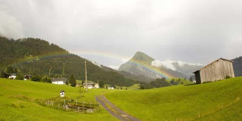 nachhaltiger Tourismus Österreich; nachhaltiger Tourismus; Vorarlberg; Bregenzerwald; Österreich; Urlaub mit Herz und Verstand; Urlaub; Reise; Familienurlaub; Erholung; Entspannung; Regional; Saisonal; Sport; Freizeit