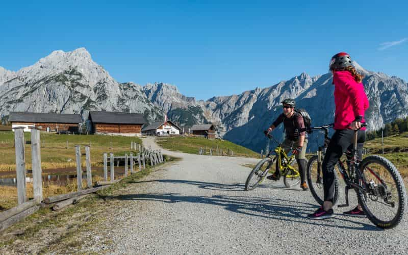 Montain Bike - Walderalm - SRK