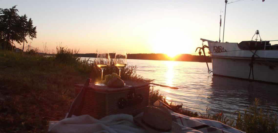 Nachhaltiges Urlaubserlebnis am Donauradweg in Niederösterreich