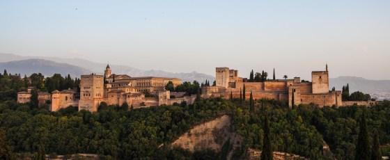 El conjunto monumental de La Alhambra y El Generalife