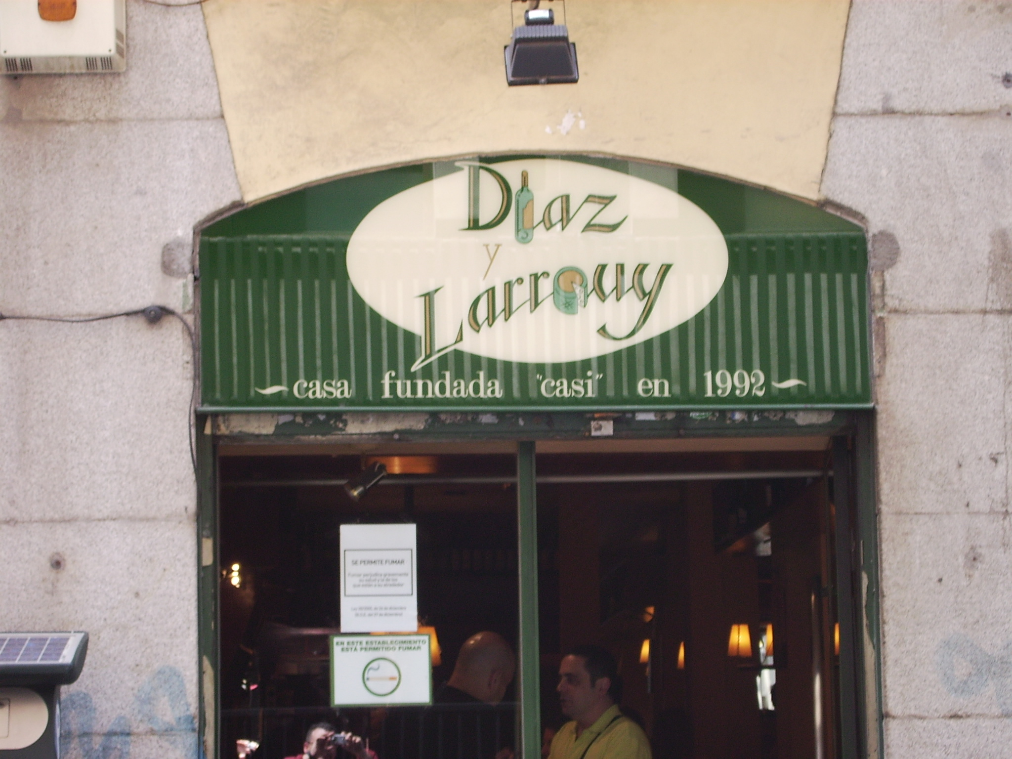 Diaz y Larrouy