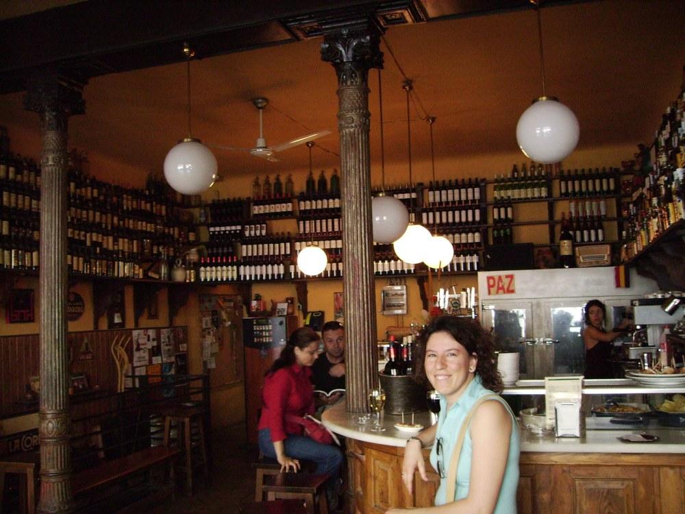 Tabernas de vinos por el centro de Madrid (2/6)