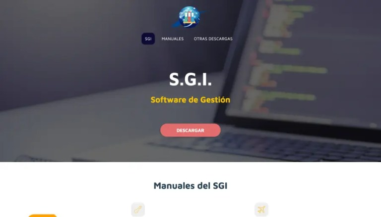 SGI Web