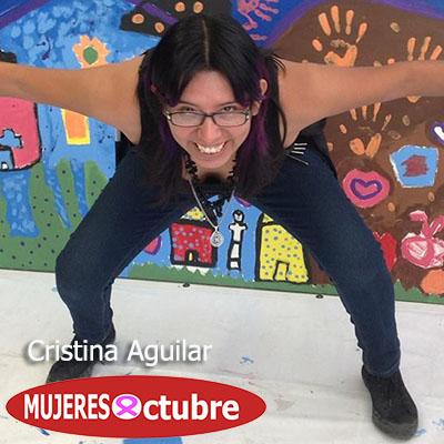 Mujeres De Octubre. Cristina Aguilar
