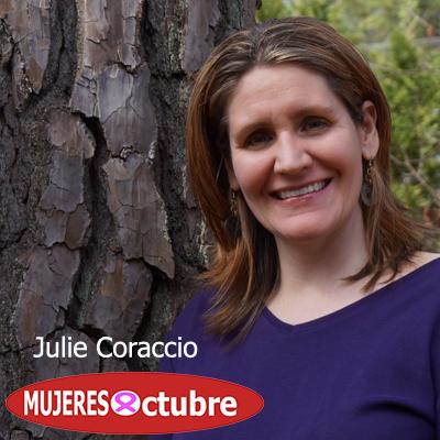 Mujeres De Octubre. Julie Coraccio