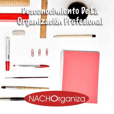 Desconocimiento De La Organización Profesional