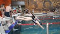 Kreismeisterschaft Schwimmen der 3. und 4. Klassen in