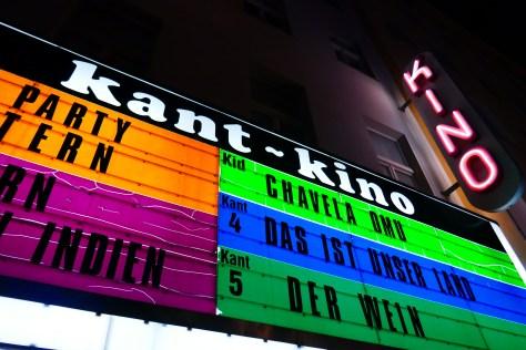 Kant-Kinos an der Kantstr. 54. Foto: Ulrich Horb
