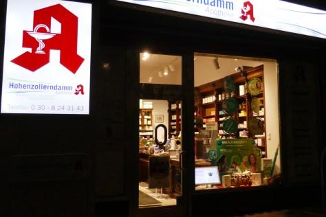 Apotheken haben einen gut organisierten Notdienst. Foto: Ulrich Horb