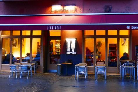 Gasthaus Leonhardt am Stutti. Foto: Ulrich Horb