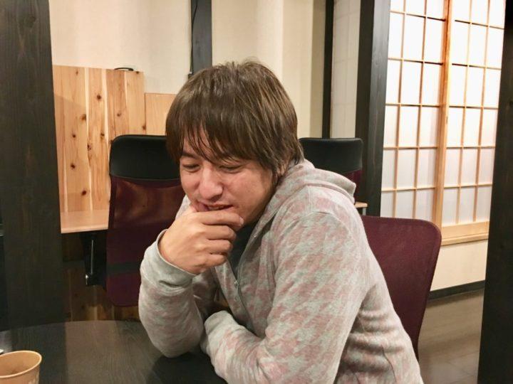 車浩一 大山 自然 歴史 ガイド インストラクター 北鎌倉にて