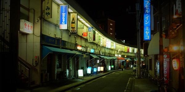 深夜営業の飲食店の防犯について