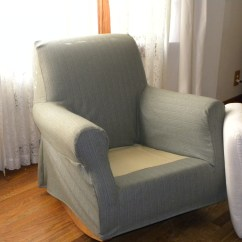 How To Make Chair Covers At Home Champagne Gold Slip For Pottery Barns Lullaby Rocker And Other