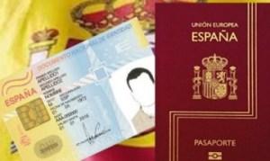 Nacionalidad España