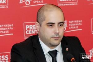 НЕДЕЛА ЖУТОГ РЕЖИМА: Српска десница одржала конференцију за штампу (ВИДЕО) 1