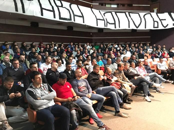 НИКАДА ТЕЖА СИТУАЦИЈА: Скупштина ФК Војводине није обезбедила кворум за смену Управе 1