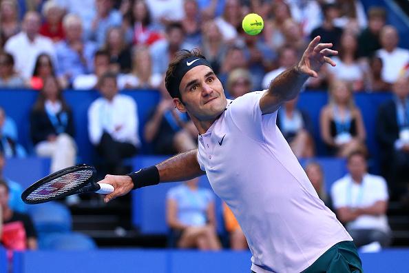 Federer sueña con ganar